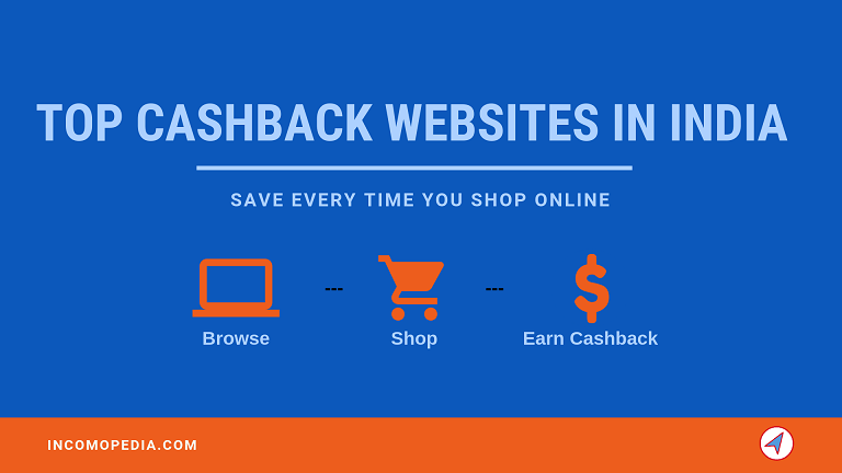 top cashback sites in india