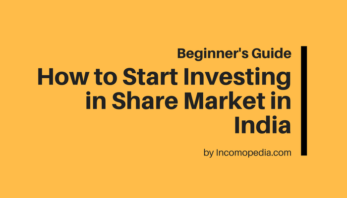 start investing in indian stock market