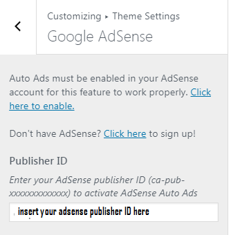 How to Place Adsense Auto Ads in Genesis Theme
