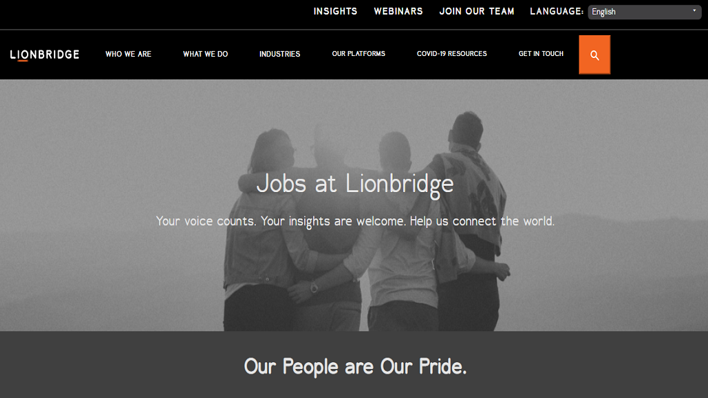 make money with lionbridge