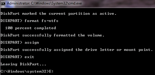 make a pendrive bootable using cmd