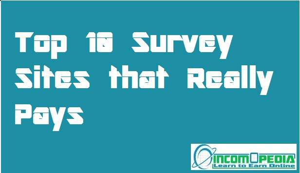 top 10 survey sites for indians